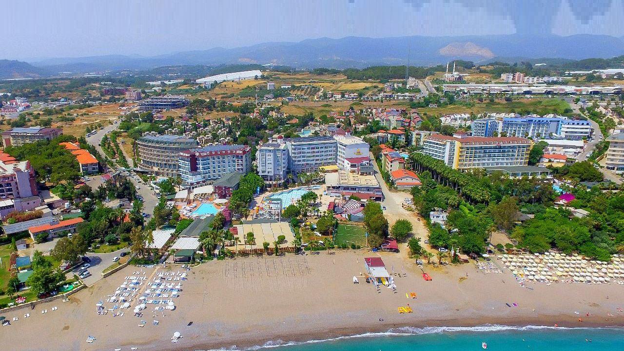Meridia Beach Hotel Turcja